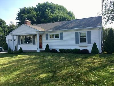 Cumberland Single Family Home For Sale: 57 Valley View Dr