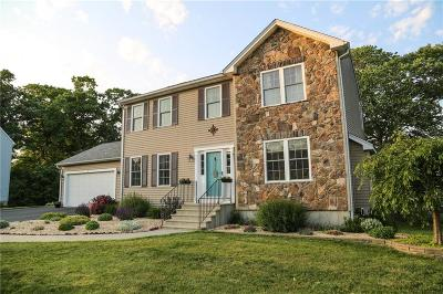 Coventry Single Family Home For Sale: 8 Sweet Fern Lane