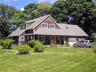 South Kingstown Single Family Home For Sale: 40 Timber Meadow Lane