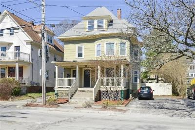 Providence Multi Family Home For Sale: 614 Hope St
