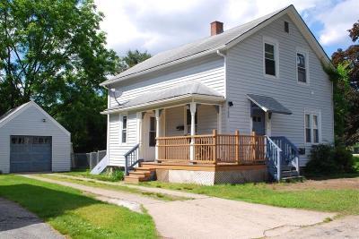 Warwick Multi Family Home For Sale: 196 Pettaconsett Av