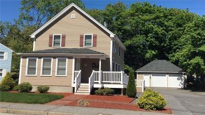 Lincoln Single Family Home For Sale: 1170 Smithfield Av