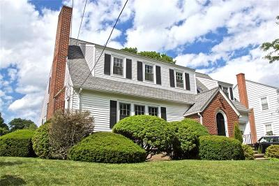 East Providence Single Family Home Act Und Contract: 18 Mountain Av
