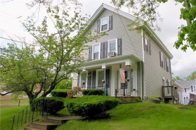 Woonsocket Multi Family Home For Sale: 121 Blackstone St