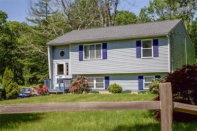 Single Family Home For Sale: 105 Richmond Townhouse Rd