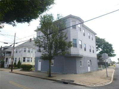 Pawtucket Multi Family Home For Sale: 133 Columbus Av