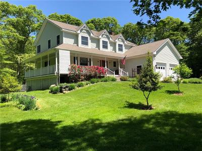 Newport County Single Family Home For Sale: 31 Stony Brook Dr