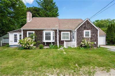 Newport County Single Family Home Act Und Contract: 1 Johnson Ter