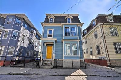 Providence Multi Family Home Act Und Contract: 108 Vinton St