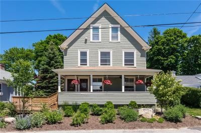 East Providence Multi Family Home Act Und Contract: 63 - 65 Greenwood Av