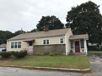 Woonsocket Single Family Home For Sale: 173 Hemond Av