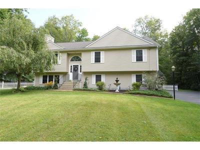 Scituate Single Family Home For Sale: 1122 Chopmist Hill Rd