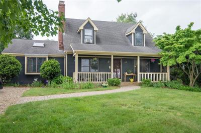 Bristol County Single Family Home For Sale: 8 Sowams Rd