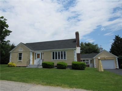 Newport County Single Family Home Act Und Contract: 39 Dexter St
