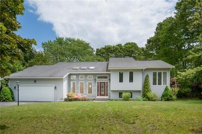 Westerly Single Family Home For Sale: 38 Rock Ridge Rd