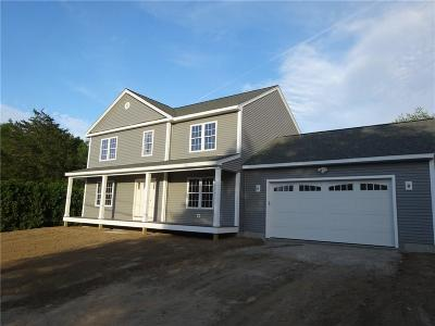 Cranston Single Family Home For Sale: 24 High View Dr