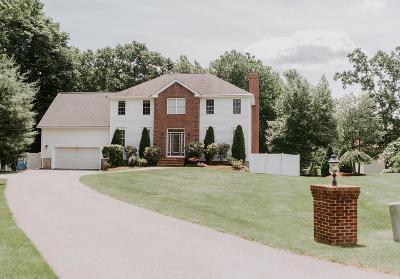 Cranston Single Family Home For Sale: 40 Bluebird Lane