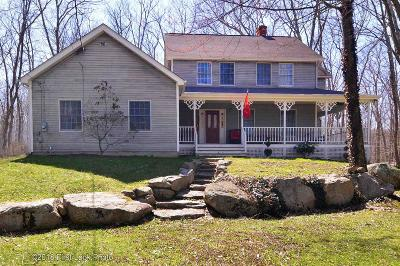 Scituate Single Family Home For Sale: 26 Old School House Rd