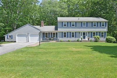 East Greenwich Single Family Home Act Und Contract: 105 Crystal Dr