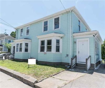 Providence RI Multi Family Home For Sale: $224,900