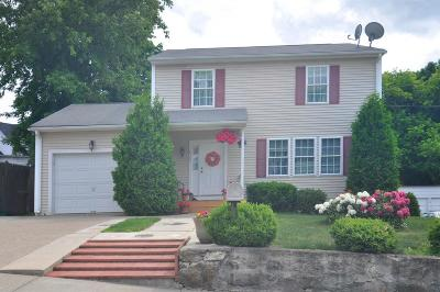Woonsocket Single Family Home For Sale: 45 Moore St