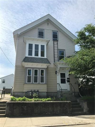 Pawtucket Multi Family Home Act Und Contract: 20 Utton Av
