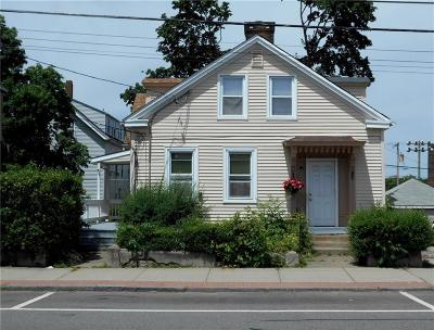 Pawtucket Multi Family Home For Sale: 244 Broadway