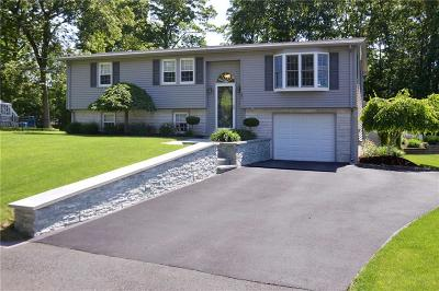 Lincoln Single Family Home Act Und Contract: 21 Linfield Cir