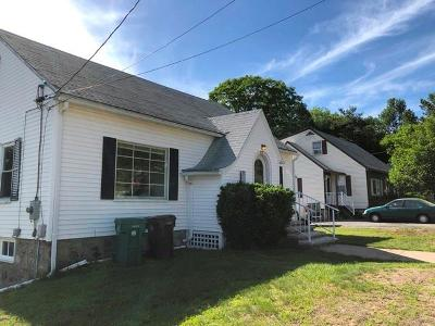 Woonsocket Single Family Home For Sale: 615 Mendon Rd