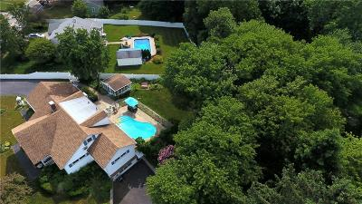 Lincoln Single Family Home For Sale: 226 Old River Rd