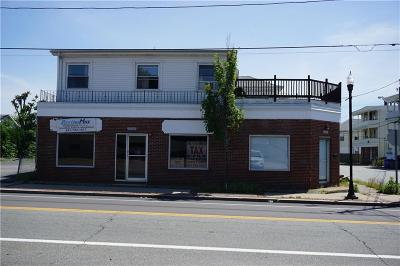 North Providence Commercial For Sale: 1043 Charles St