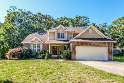 Westerly Single Family Home For Sale: 9 Andersen Ct