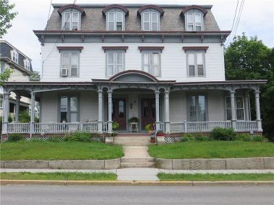 Westerly Multi Family Home For Sale: 24 - 26 Elm St