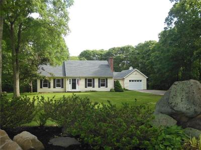 Westerly Single Family Home For Sale: 20 Schilke Dr