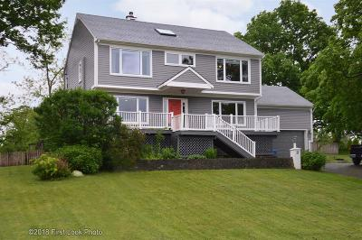Middletown Single Family Home Act Und Contract: 2 J H Dwyer Dr