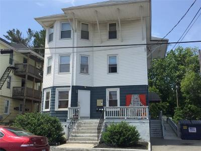 Woonsocket RI Multi Family Home Sold: $299,900