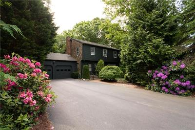 Newport County Single Family Home Act Und Contract: 101 Woodland Dr