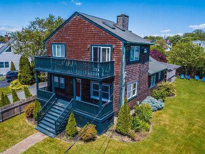 Middletown Single Family Home For Sale: 177 Aquidneck Av
