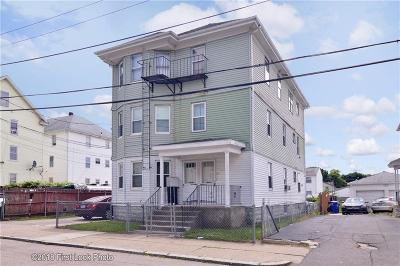 Pawtucket Multi Family Home For Sale: 14 Privet St