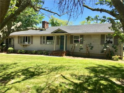 Newport County Single Family Home For Sale: 436 Middle Rd