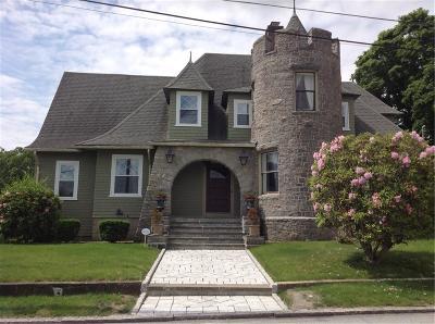 Kent County Single Family Home For Sale: 37 Fairview Av