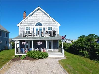 South Kingstown Single Family Home Act Und Contract: 175 Peninsula Rd