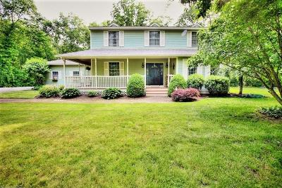 Scituate Single Family Home For Sale: 1248 Hartford Pike
