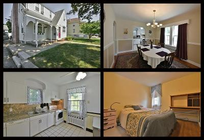 Woonsocket Single Family Home For Sale: 594 Providence St