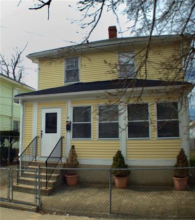 Providence RI Single Family Home For Sale: $169,900