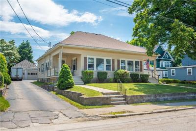 Woonsocket Multi Family Home For Sale: 27 Lyman St