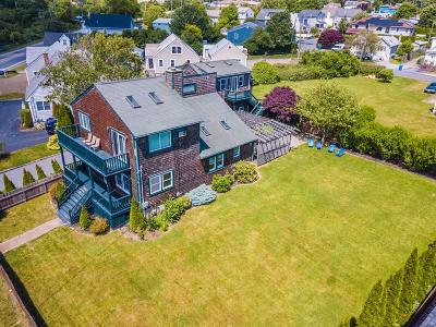 Middletown Single Family Home For Sale: 177 - 0 Aquidneck Av