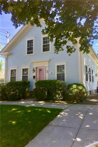Bristol County Single Family Home For Sale: 122 Union St