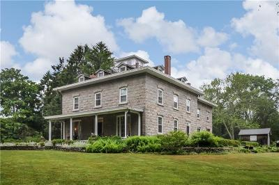South Kingstown Single Family Home For Sale: 1789 Kingstown Rd