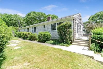 Westerly Single Family Home For Sale: 19 Misquamicut Hills Rd